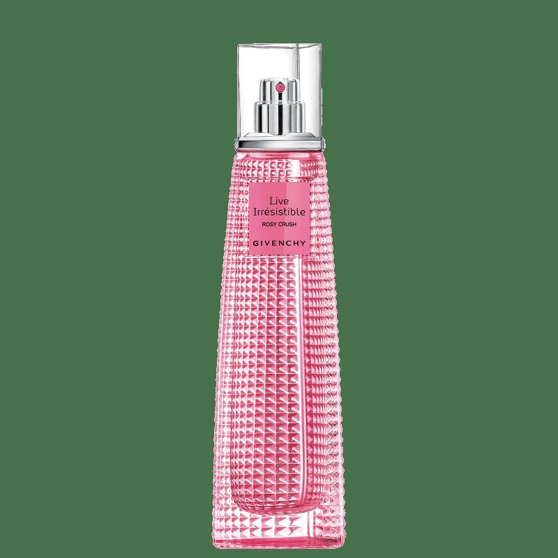 Live Irrésistible Rosy Crush Givenchy Eau de Parfum - Perfume Feminino 75ml