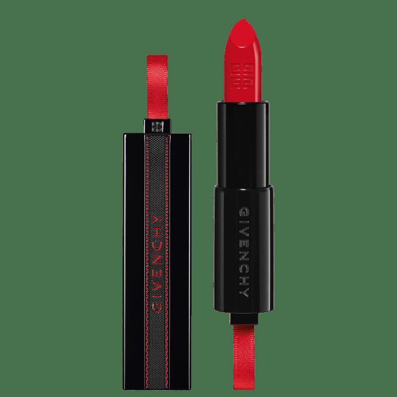 Givenchy Rouge Interdit Limited Edition N°13 Interdit - Batom Cremoso 3,4g