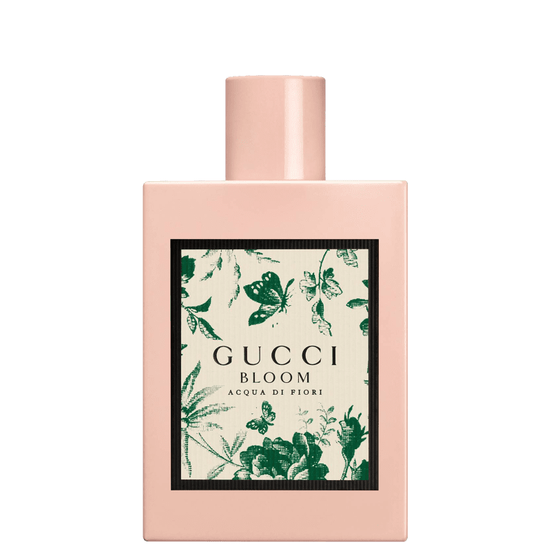 Bloom Acqua Di Fiori Gucci Eau de Toilette - Perfume Feminino 100ml