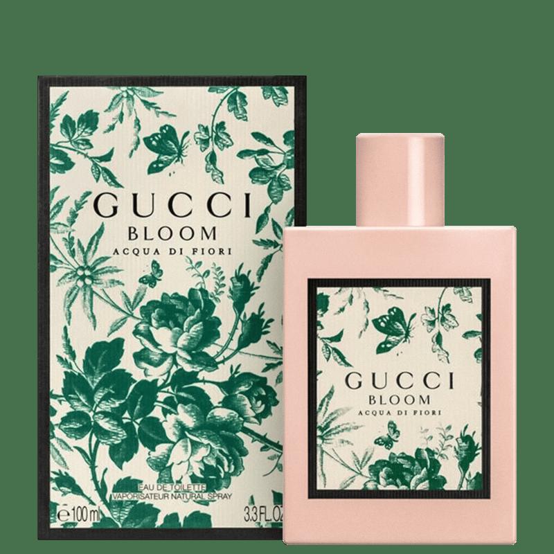 Resultado de imagem para Gucci Bloom Acqua di Fiori