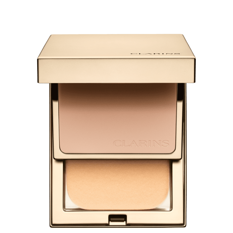 Clarins Everlasting 109 Wheat FPS 9 - Base Compacta 10g