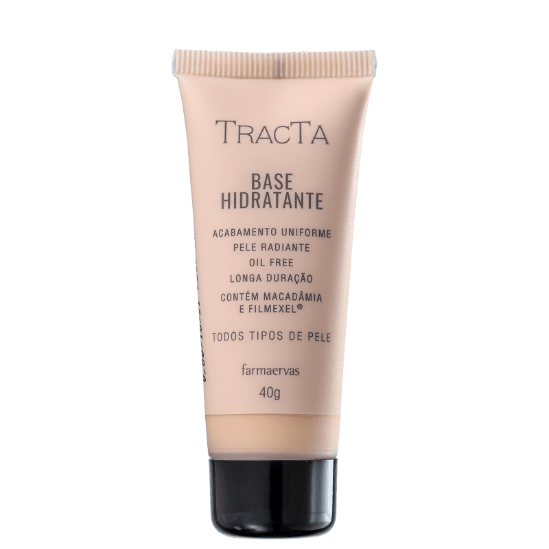 Tracta Hidratante 01 - Base Líquida 40g