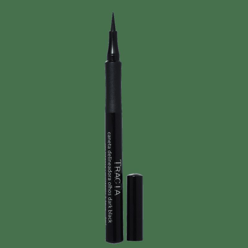 Tracta Carbon Black Precison - Caneta Delineadora 1ml