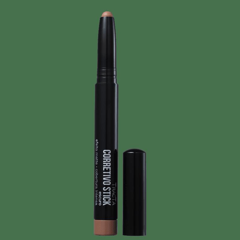 Tracta Stick Escuro - Corretivo em Bastão 1,4g