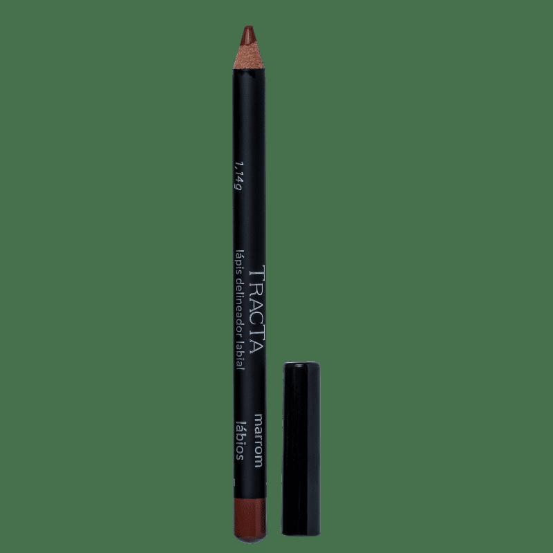 Tracta Delineador 01 Marrrom - Lápis de Boca 1,14g