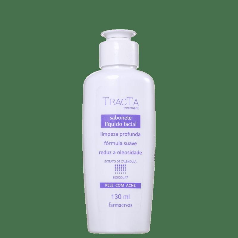 Tracta Treatment - Sabonete Líquido Facial 130ml
