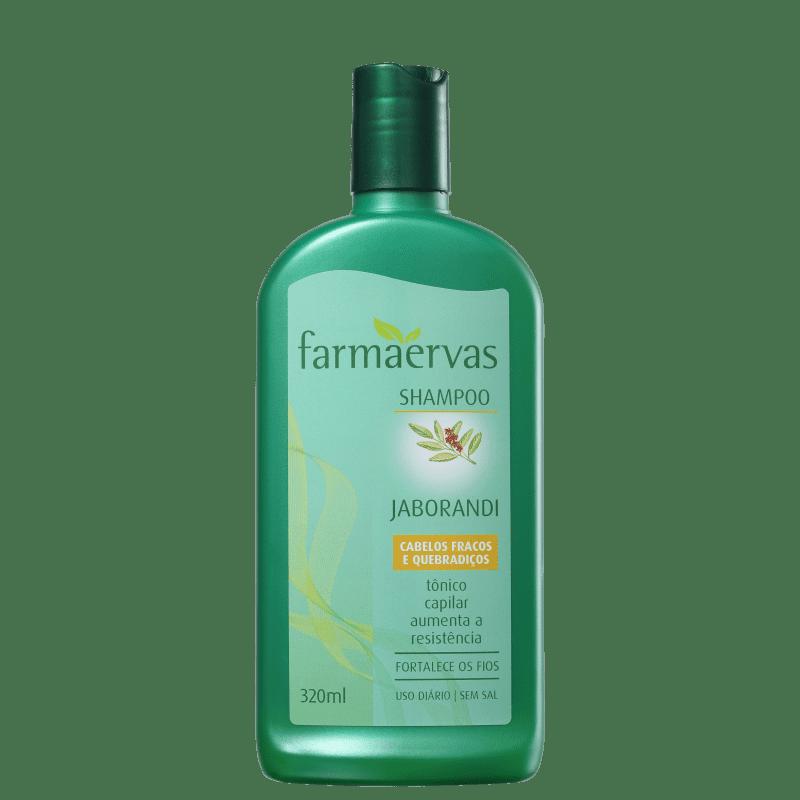 Farmaervas Jaborandi - Shampoo 320ml