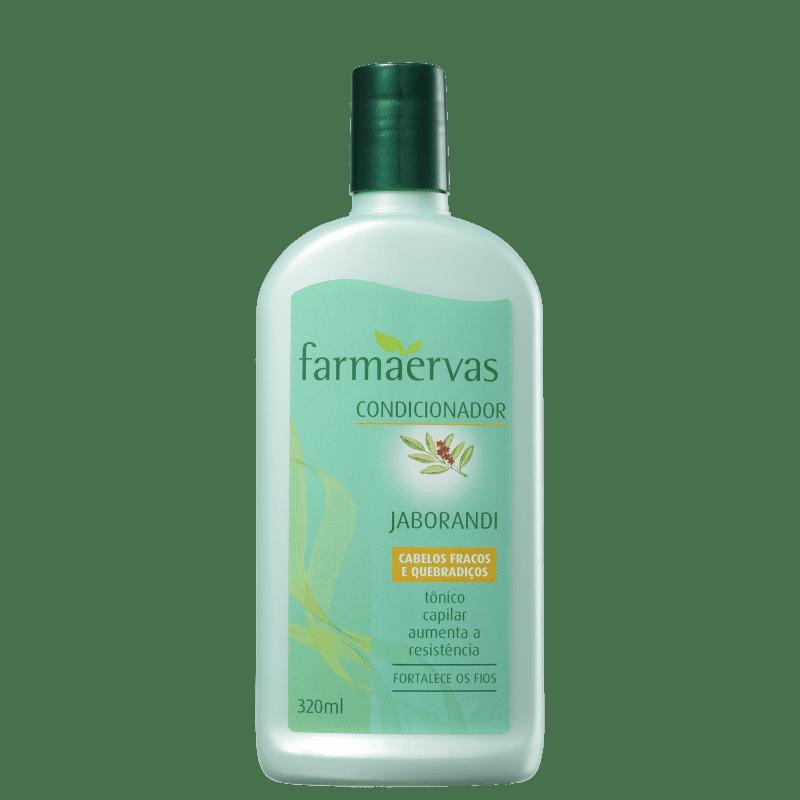 Farmaervas Jaborandi - Condicionador 320ml