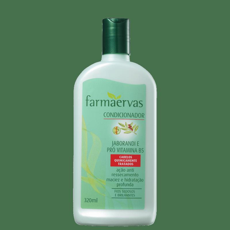 Farmaervas Jaborandi e Pró Vitamina B5 - Condicionador 320ml