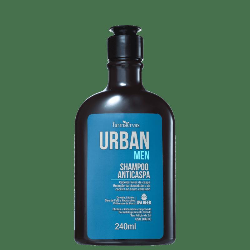 Farmaervas Urban Men - Shampoo Anticaspa 240ml