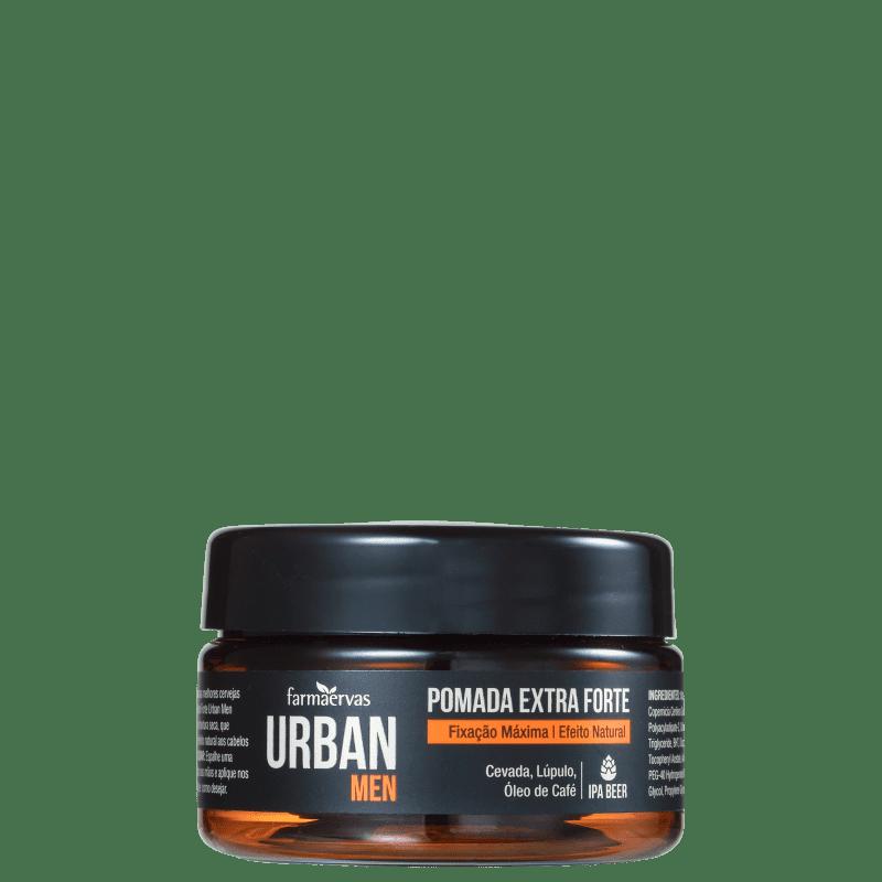 Farmaervas Urban Men Extra Forte - Pomada Modeladora 50g