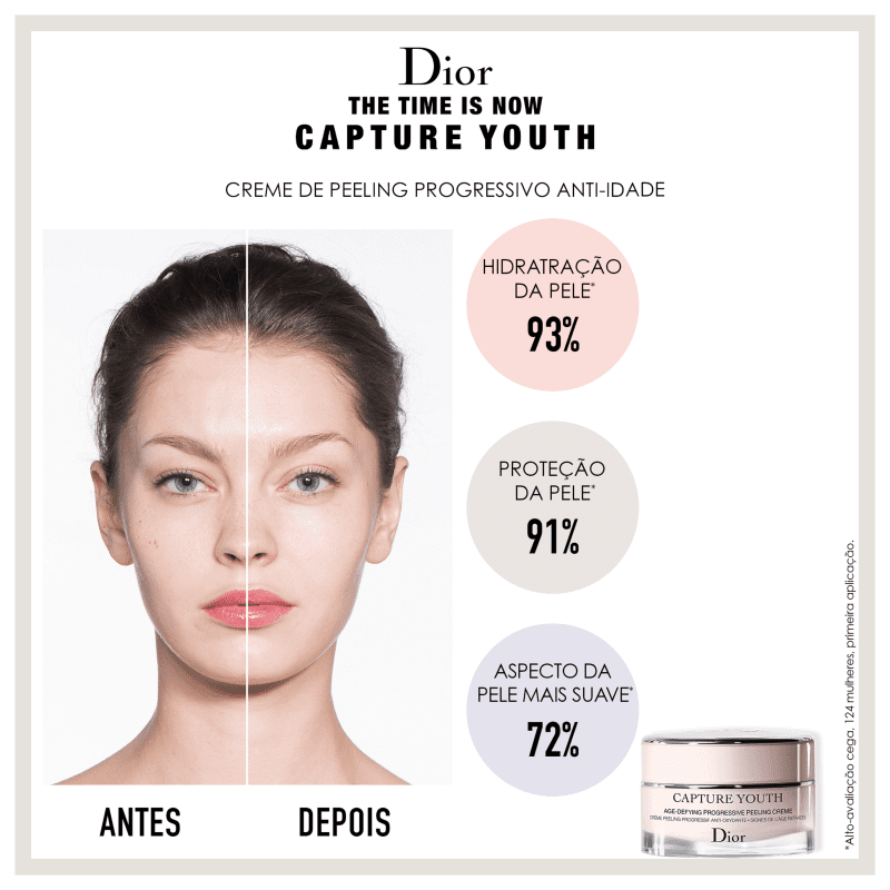 Creme Dior Capture Youth Progressive Peeling | Beleza na Web