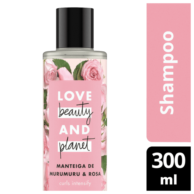 Love Beauty and Planet Curls Intensify - Shampoo 300ml