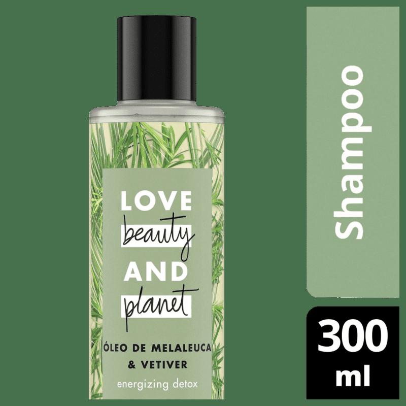 Love Beauty and Planet Energising Detox - Shampoo 300ml