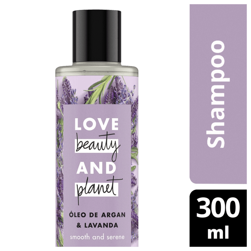 Love Beauty and Planet Smooth & Serene - Shampoo 300ml