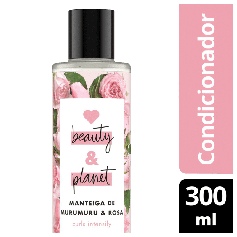 Love Beauty and Planet Curls Intensify - Condicionador 300ml