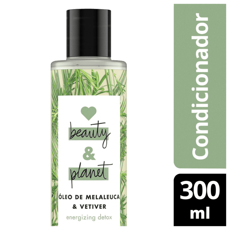 Love Beauty and Planet Energising Detox - Condicionador 300ml