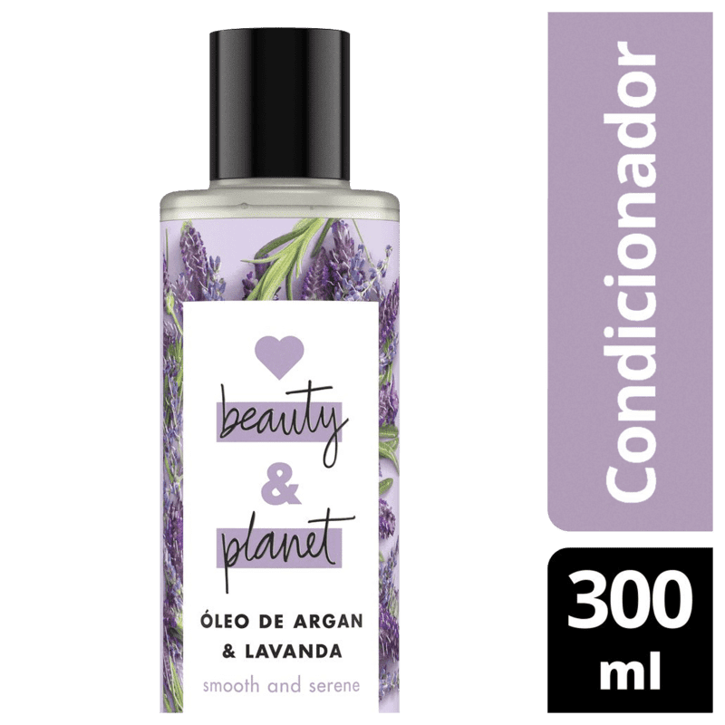 Love Beauty and Planet Smooth & Serene - Condicionador 300ml