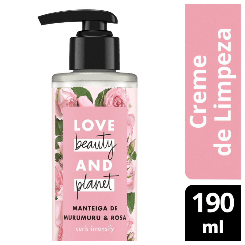 Love Beauty and Planet Curls Intensify - Condicionador Co-Wash 190ml