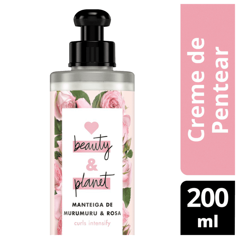 Love Beauty and Planet Curls Intensify - Creme de Pentear 200ml