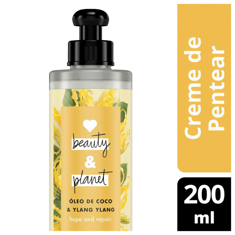 Love Beauty and Planet Hope & Repair - Creme de Pentear 200ml