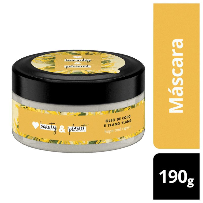 Love Beauty and Planet Hope & Repair - Máscara Capilar 200g