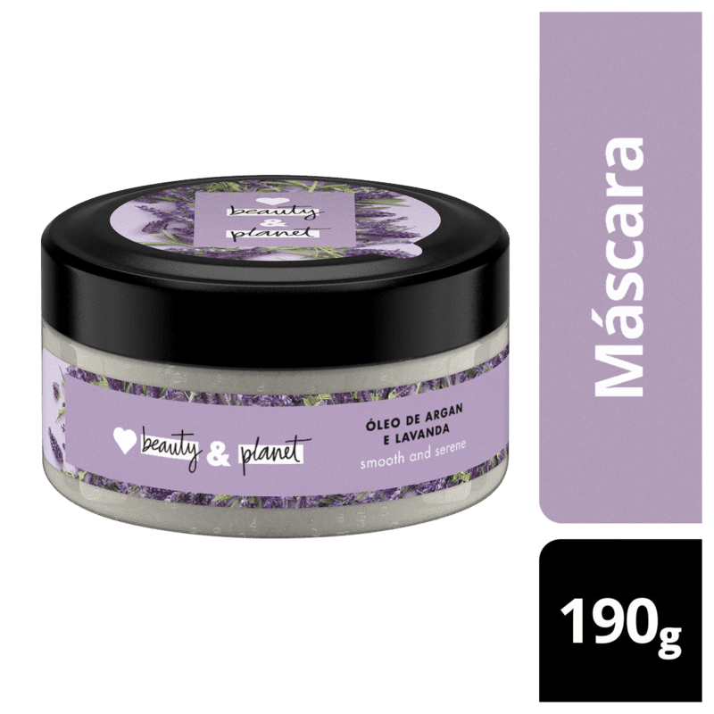 Love Beauty and Planet Smooth & Serene - Máscara Capilar 200g