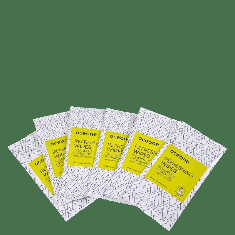 Océane Refreshing - Lenço de Limpeza (6 Unidades)