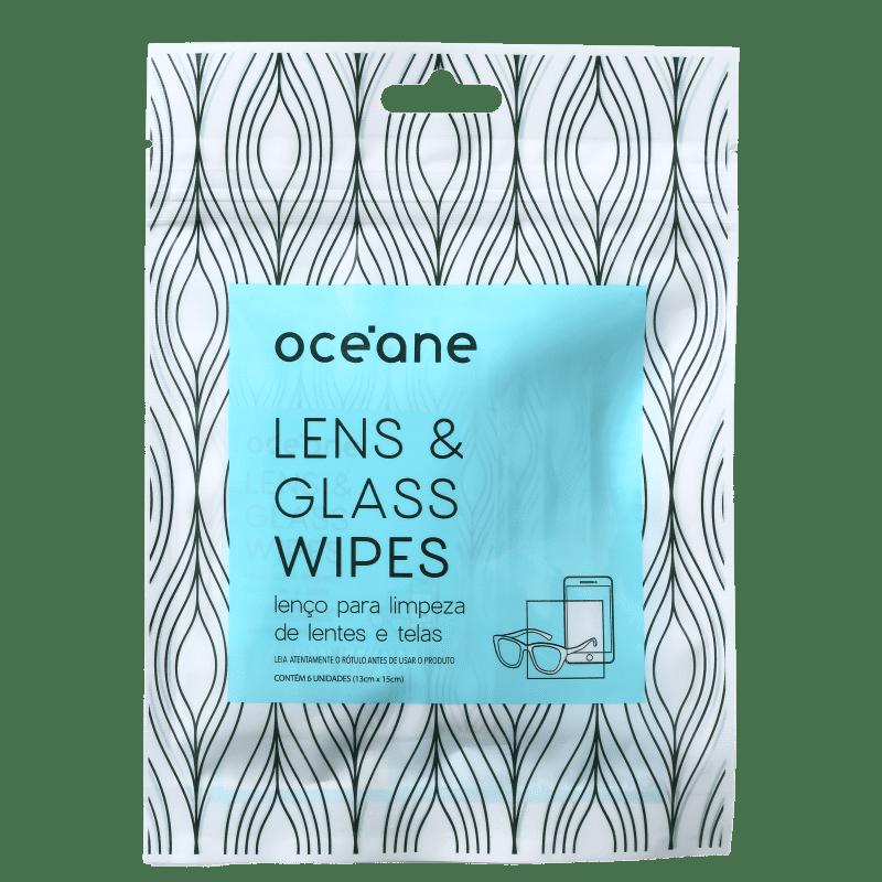 Océane Lens & Glasses - Lenço de Limpeza (6 Unidades)