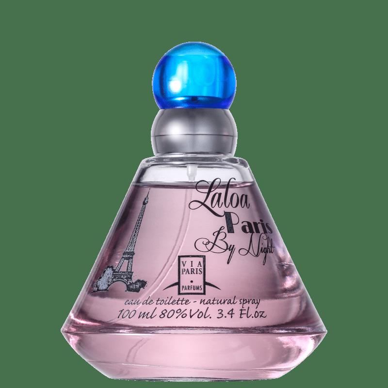 Laloa Paris by Night Via Paris Eau de Toilette - Perfume Feminino 100ml