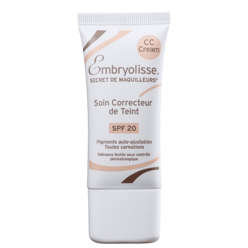 Embryolisse Soin Correcteur de Teint FPS 20 - CC Cream 30ml