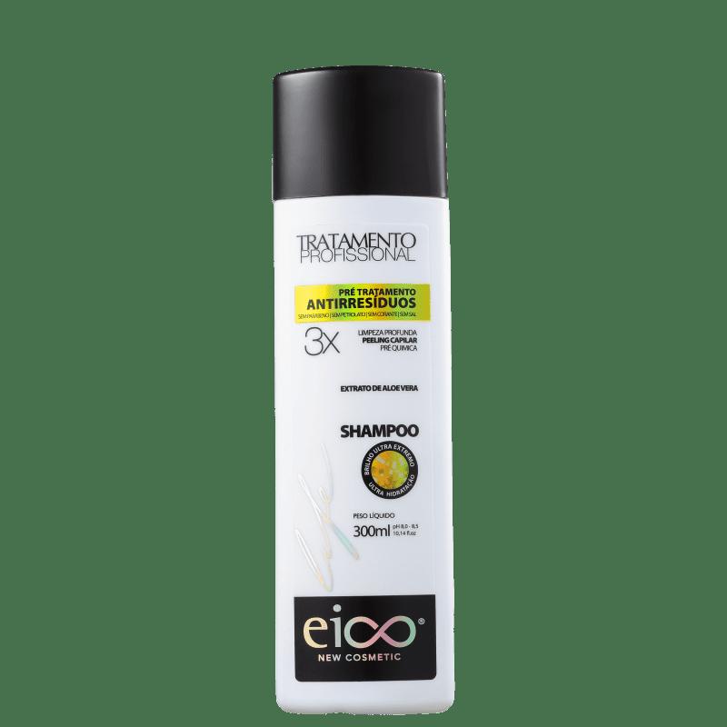 Eico Life Pré-Tratamento - Shampoo Antirresíduos 300ml