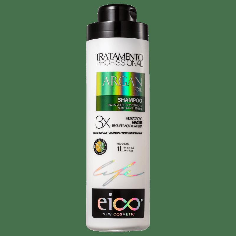 Eico Life Argan Oil - Shampoo 1000ml