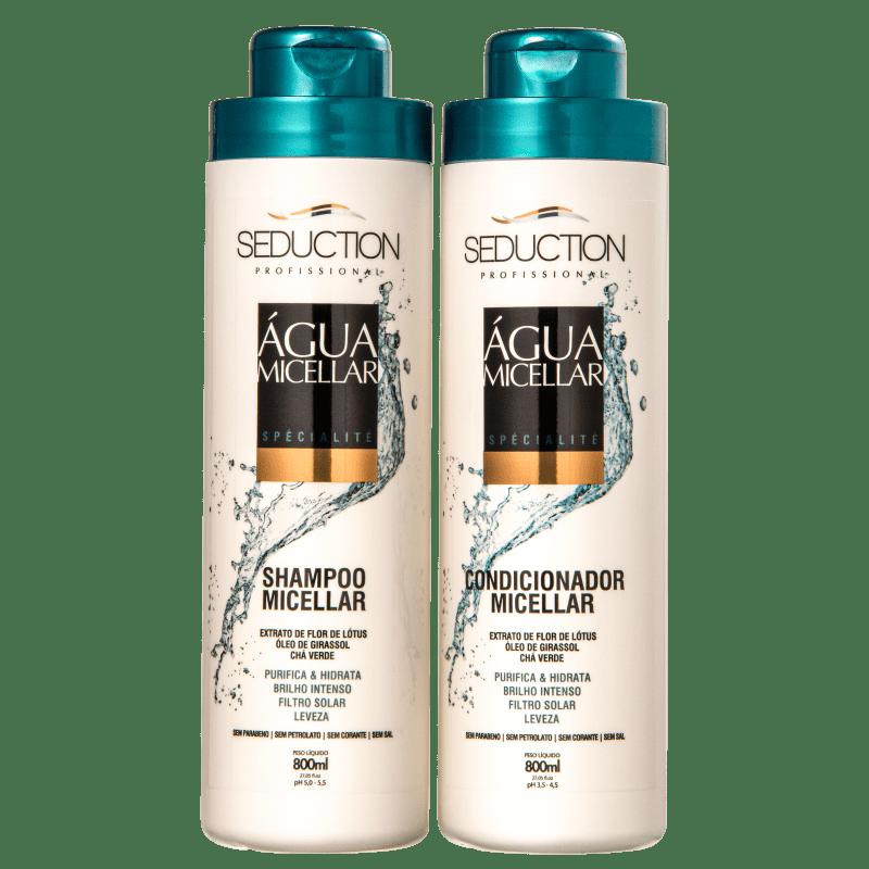 Kit Eico Seduction Água Micelar Duo (2 Produtos)