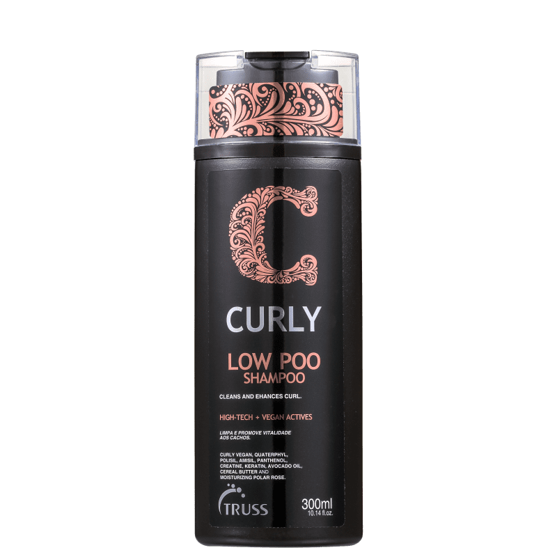 Truss Curly Low Poo - Shampoo 300ml