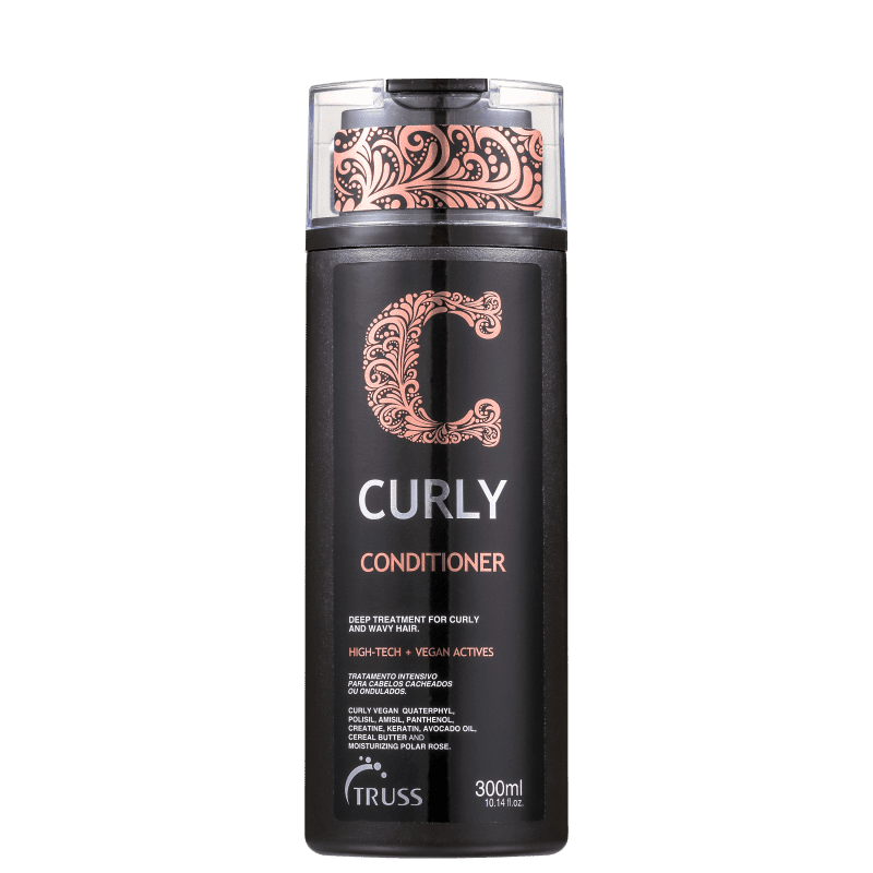 Truss Curly - Condicionador 300ml