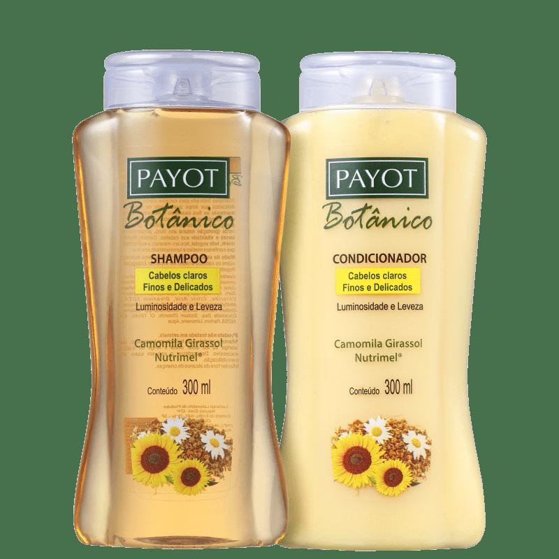 Kit Payot Botânico Camomila, Girassol e Nutrimel Duo (2 Produtos)