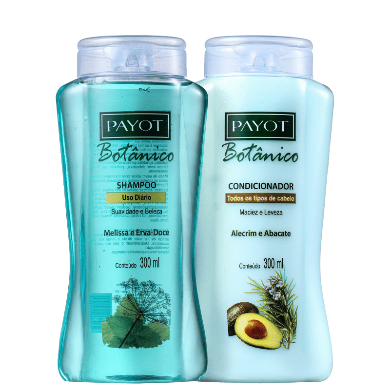 Kit Payot Botânico Melissa e Erva Doce Duo (2 Produtos)