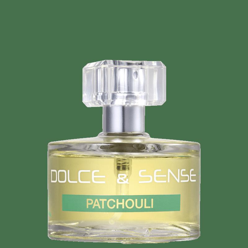 Dolce & Sense Patchouli Paris Elysees Eau de Parfum - Perfume Feminino 60ml