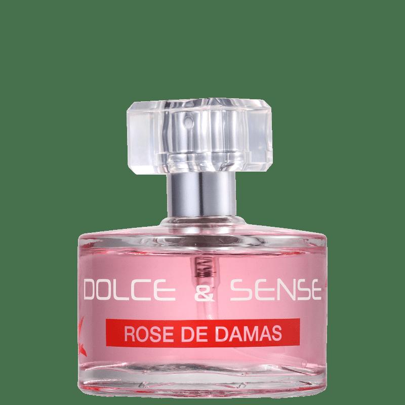Dolce & Sense Rose de Damas Paris Elysees Eau de Parfum - Perfume Feminino 60ml