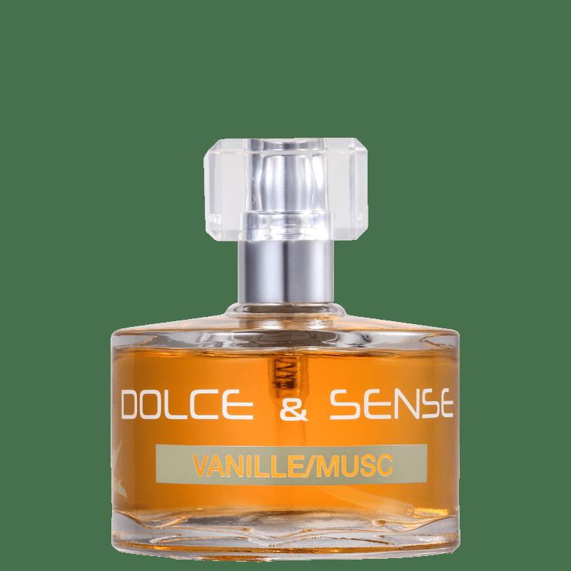 Dolce & Sense Vanille/Musc Paris Elysees Eau de Parfum - Perfume Feminino 60ml