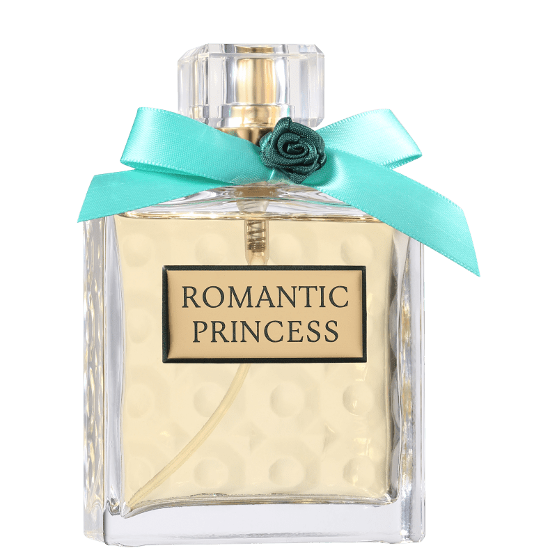 Romantic Princess Paris Elysees Eau de Parfum - Perfume Feminino 100ml