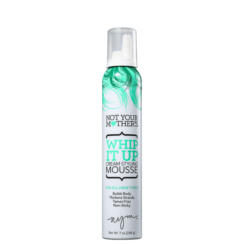 Not Your Mother's Whip It Up Cream Styling - Mousse Volumadora 198g