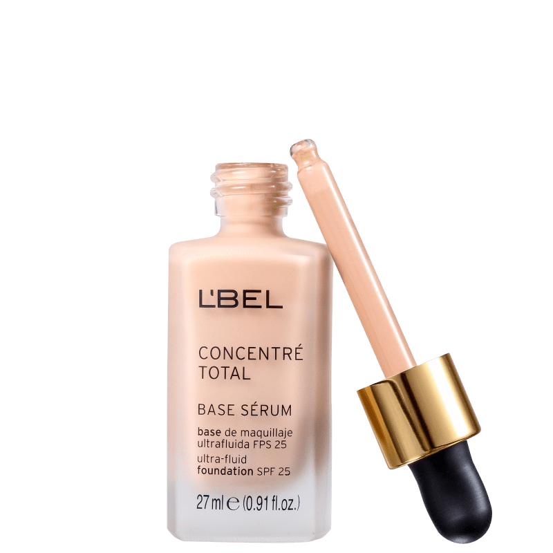 L'Bel Concentré Total Serum FPS 25 Claire 2 - Base Líquida 27ml