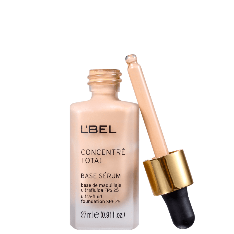 L'Bel Concentré Total Serum FPS 25 Claire 4 - Base Líquida 27ml