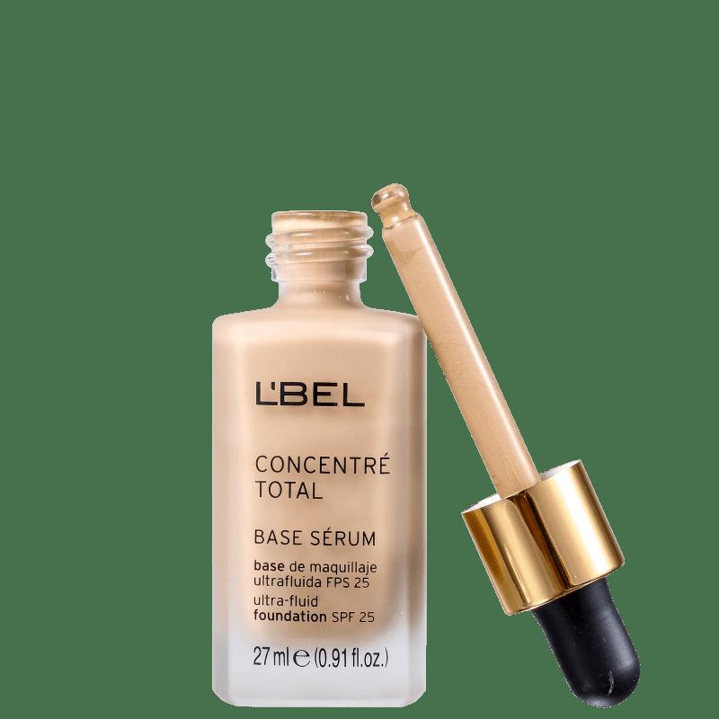 L'Bel Concentré Total Serum FPS 25 Medium 7 - Base Líquida 27ml