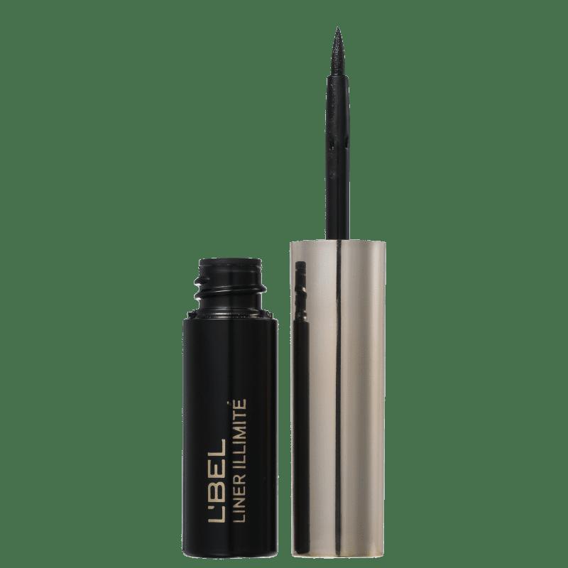 L'Bel Liner Illimité Noir - Delineador Líquido 2,5ml