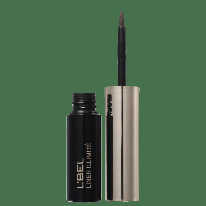 L'Bel Liner Illimité Brun - Delineador Líquido 2,5ml