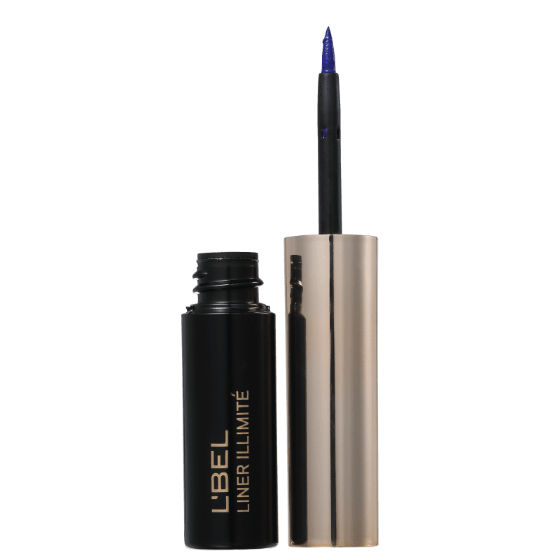 L'Bel Liner Illimité Bleu - Delineador Líquido 2,5ml