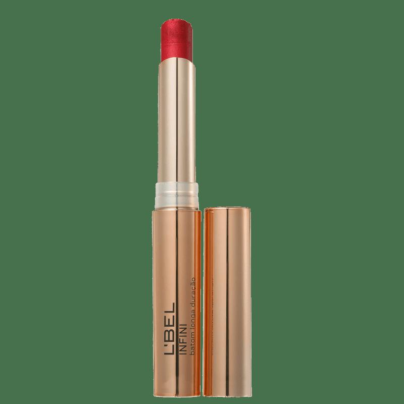 L'Bel Infini Dourado Metalizado Rouge - Batom Metálico 2g